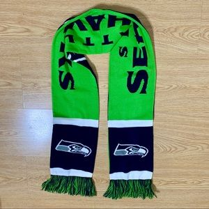 Seattle Seahawks Football Scarf